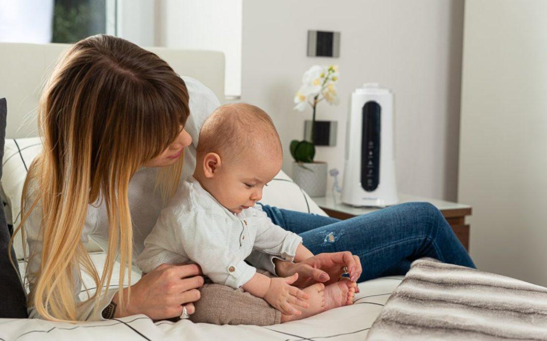Come pulire e igienizzare la cameretta del bebé