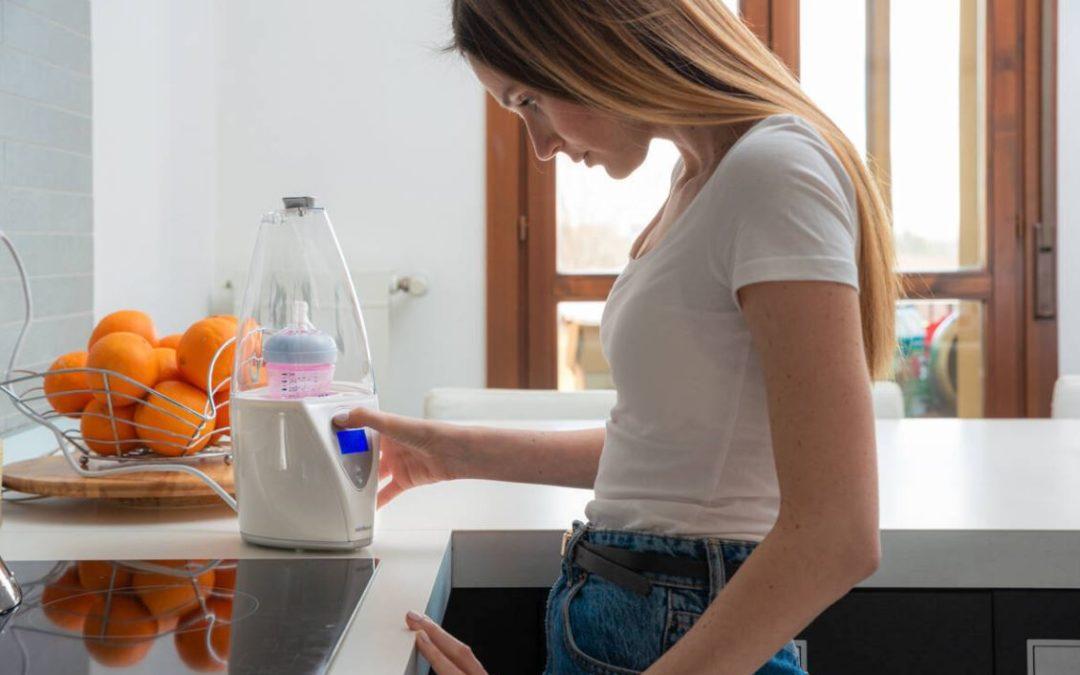Scaldabiberon: l'accessorio indispensabile per notti tranquille di tutta la famiglia