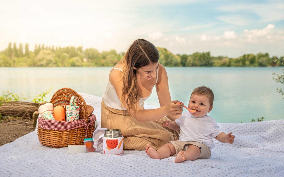 Estate: idee per merende fresche e sane per i bambini