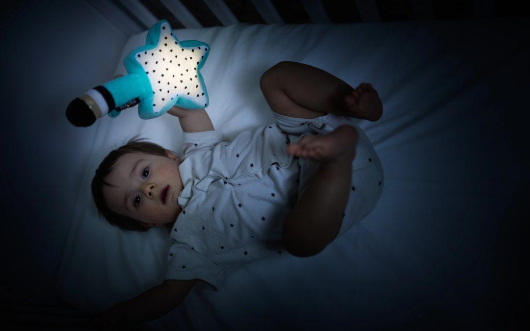 Mi bebé no duerme toda la noche