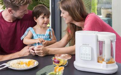 Alimentación del bebé por meses: tabla de alimentos