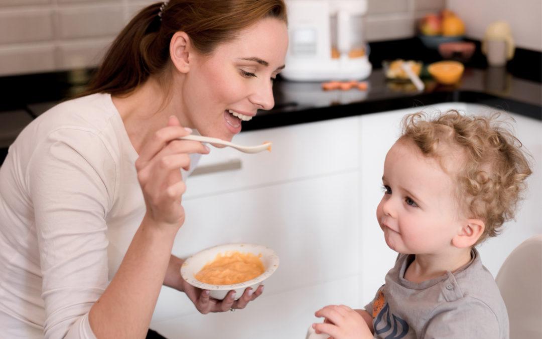 Alimentación para tu bebé sana y ¡sin complicaciones!