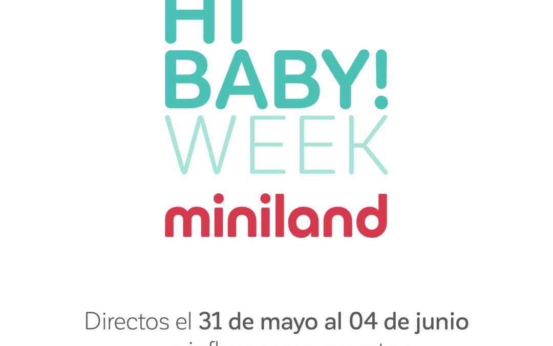 Hi Baby! Week