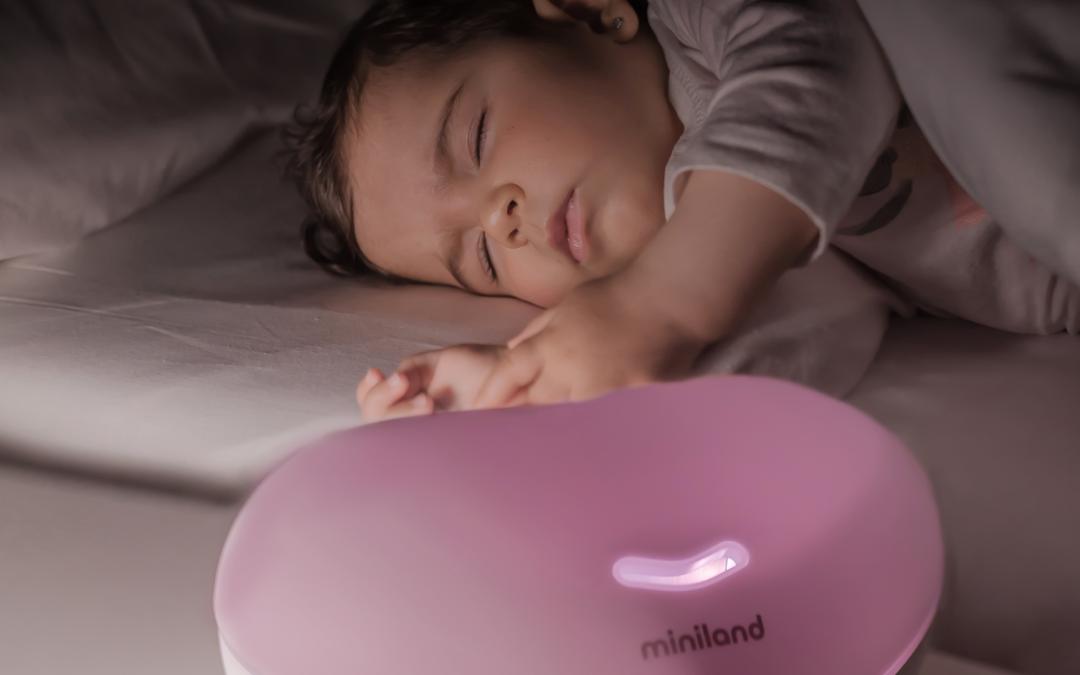 Problemas de sueño en los bebés